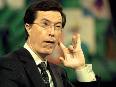 Stephen Colbert to conservatives: Psyche!