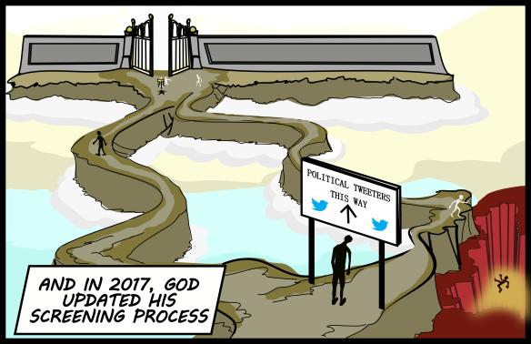 God New PreScreen
