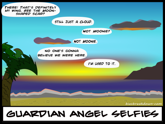 Guardian Angel Selfies